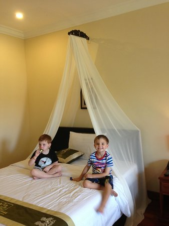 Angkor Heritage Boutique Hotel: Loved the rooms :)