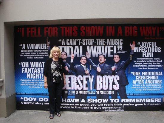 Jersey Boys : Mom!