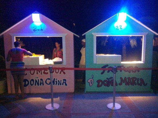 BelleVue Dominican Bay : noche dominicana. wao