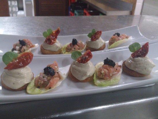 Rincon de Pepe Restaurante: aperitivo