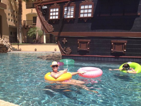 Villa del Arco Beach Resort & Spa Cabo San Lucas : pool