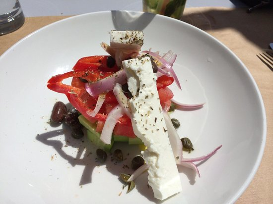 Thalassamou : Greek salad