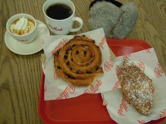 Paillard : Breakfast