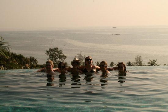 Sunset Hill Resort: Our beloved Infinity pool