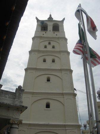 Kampung Kling Mosque: The Minaret