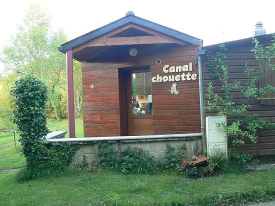 Canal Chouette : Entrée