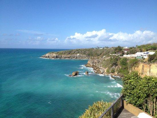 La Toubana Hotel & Spa: vue de la piscine