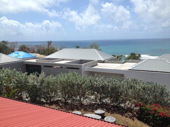 La Toubana Hotel & Spa: vue de la suite