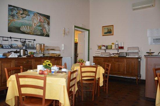 Balbi Family Hotel : sala ristorazione