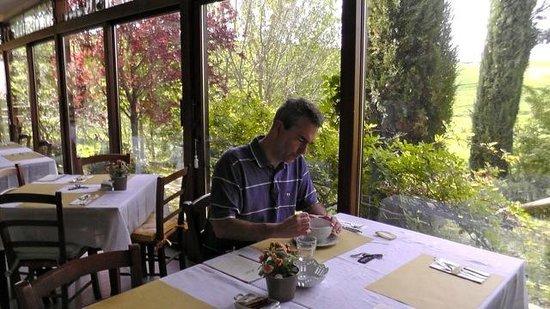 Fonte Bertusi : breakfast room