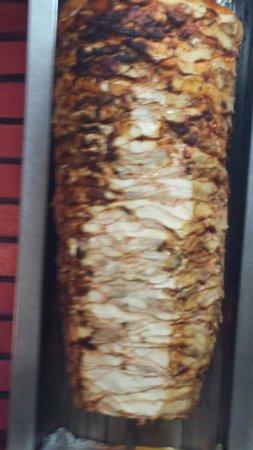 Kholood Restaurant& Cafe: The chicken shawarma