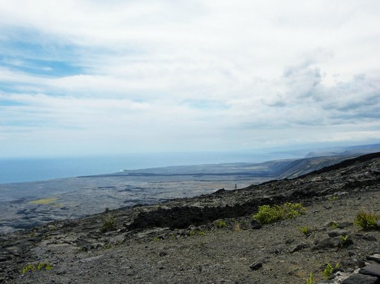 Chain of Craters Road: Lava as far as the eye can see