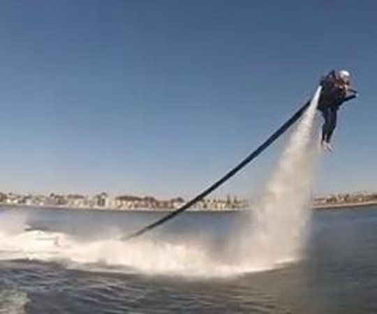 Flying high with JetPack America in San Diego
