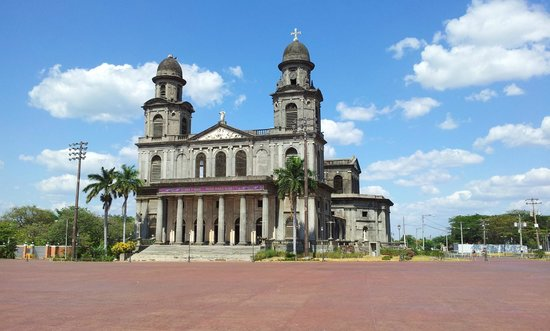 Antigua Catedral de Managua: Managua's Old Cathedral, destroyed by the 1972 earthquake