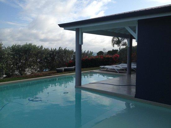 La Toubana Hotel & Spa: vue mer …. ????