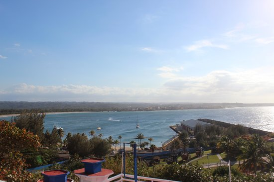 Arecibo Lighthouse & Historical Park: the view