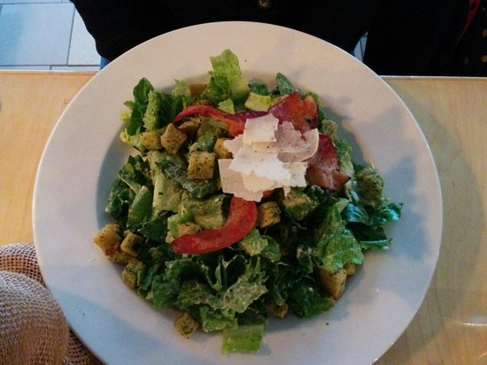 Talea Bistro Urbain: Caesar salad
