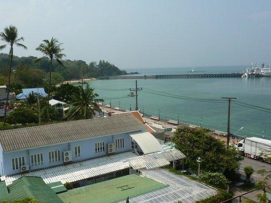 Kantary Bay, Phuket : Vue mer du balcon