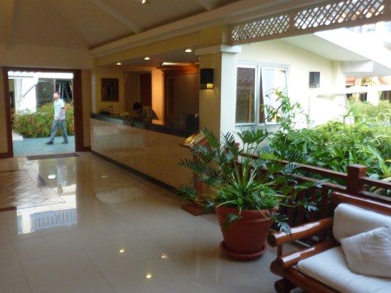 Kantary Bay, Phuket : Réception