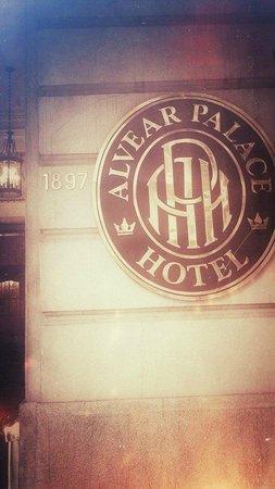 Alvear Palace Hotel: ingreso