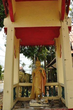 Wat Kiri Wongkaram: При входе
