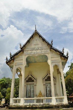 Wat Kiri Wongkaram: анфас