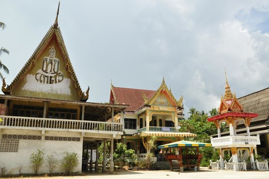 Wat Kiri Wongkaram: Основной храм