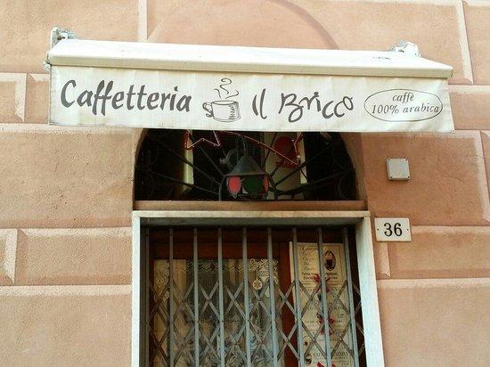 Il Bricco Caffe Camogli: Caffetteria Il bricco di Camogli