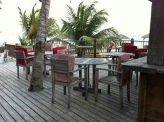 La Toubana Hotel & Spa: restaurant plage