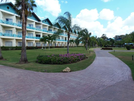 Dreams La Romana Resort & Spa : Rooms on the grounds