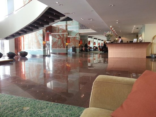Nordic Hotel Forum: La hall
