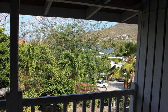 Frangipani Hotel: Sea View