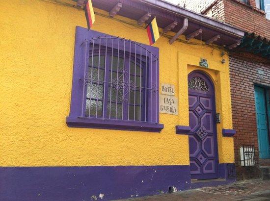 Hotel Casa Galeria: Casa Galeria