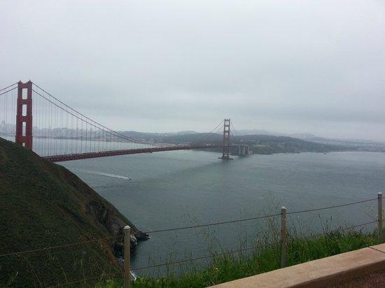 Dylan's Tours: Golden Gate Bride
