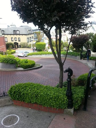 Dylan's Tours: Lombard Street