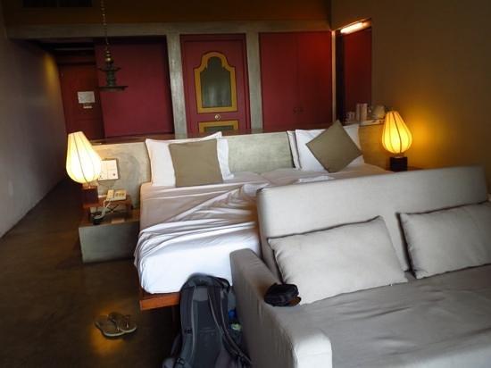 Hotel Thilanka: kamer