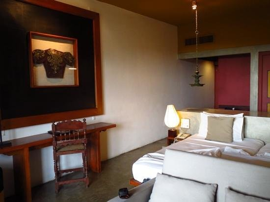 Hotel Thilanka: inrichting kamer