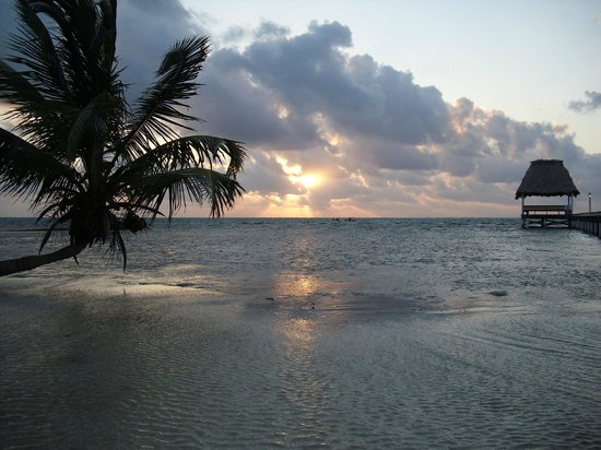 Coco Beach Resort: the View in the morning
