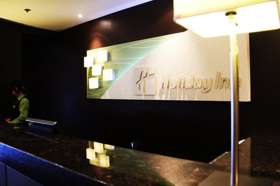 Holiday Inn Laval Montreal : L'accueil