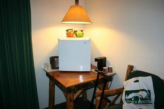 The Lodge at Big Bear Lake, a Holiday Inn Resort : Mini fridge