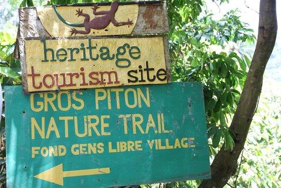 Pitons : Welcome!