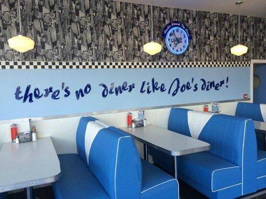 Rockin' Joe's: there's no diner like joe's diner
