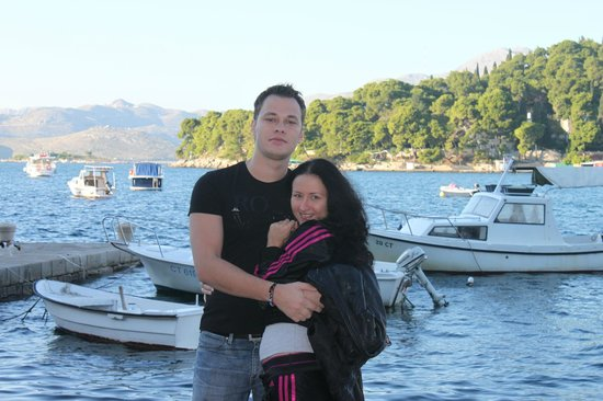 Hotel Croatia Cavtat: Гуляем