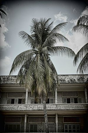 The Pavilion : S21 Tuol Sleng Genocide Museum