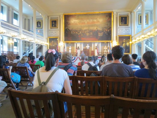 Faneuil Hall Historic Site: Faneuil Hall