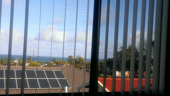 Seaford Rise, Australia: View from the main bedroom