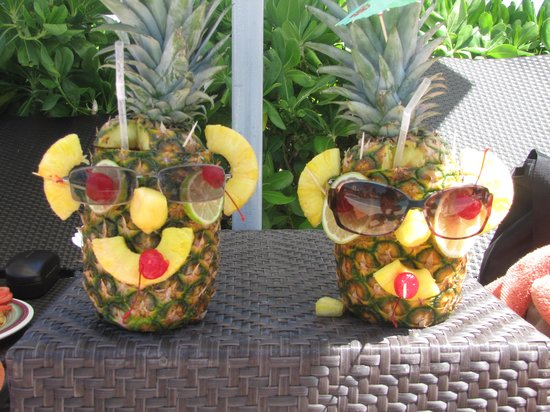 Now Jade Riviera Cancun Resort & Spa: Lot of pool activities