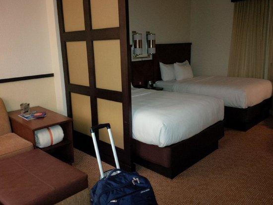 Hyatt Place Atlanta/Downtown: bedroom