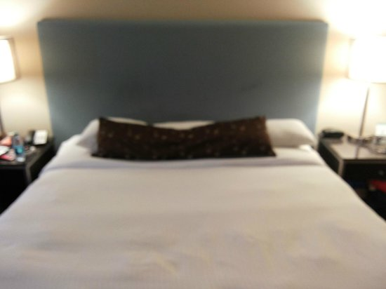 The Heldrich Hotel & Conference Center: Bed
