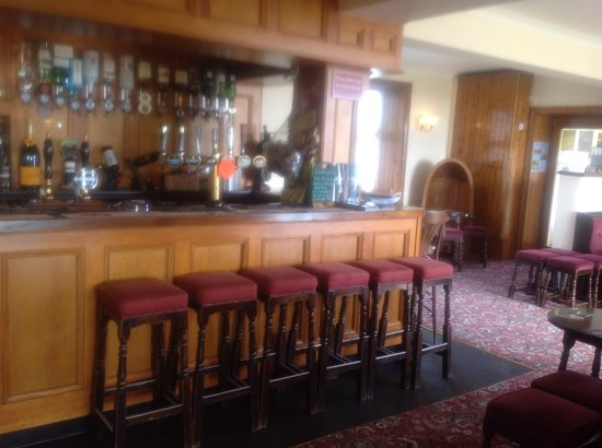 Cadwgan - Inn: Bar